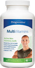 Progressive Active Men Multivitamin 60 Veg Capsules