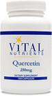 Vital Nutrients Quecertin 250mg - 60 Capsules
