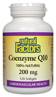 Natural Factors Coenzyme Q10 200 mg