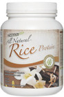 Precision All Natural Rice Protein - Vanilla