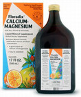 Salus Floradix Liquid Calcium-Magnesium with Zinc & Vitamin D - 250 Ml