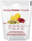 Simply Protein Crunch Lemon Cranberry Pumpkin Seeds - Box Of 12