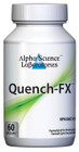 Alpha Science Quench-FX 60 Capsules