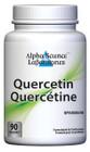 Alpha Science Quercetin 500 mg 90 Capsules