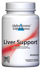 Alpha Science Liver Support 90 Capsules