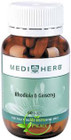 MediHerb Rhodiola & Ginseng 60 Tablets