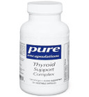 Pure Encapsulations Thyroid Support Complex 60 Capsules