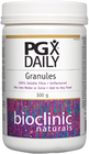 Bioclinic Naturals PGX Daily Granules Unflavoured 300 Grams