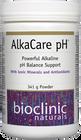 Bioclinic Naturals AlkaCare PH 341 Grams