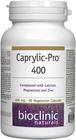 Bioclinic Naturals Caprylic Pro 400 mg 90 Veg Capsules