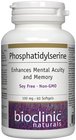 Bioclinic Naturals Phosphatidylserine 100 mg 60 Softgels
