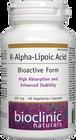 Bioclinic Naturals R Alpha Lipoic Acid 100 mg 60 Veg Capsules
