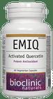 Bioclinic Naturals EMIQ 60 Veg Capsules