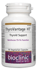 Bioclinic Naturals ThyroVantage HT  90 Veg Capsules