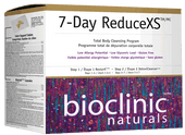 Bioclinic Naturals 7-Day ReduceXS Total Body Cleansing Program