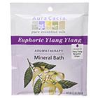 Aura Cacia Euphoria Mineral Bath 71 Grams