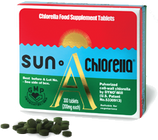 Sun Chlorella 200 mg - 300 Tablets