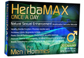 HerbaMax For Men Once a Day 30 Capsules