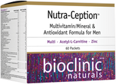 Bioclinic Naturals Nutra Ception kit For Men