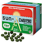 Sun Chlorella 200 mg - 1500 Tablets