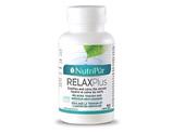 Nutripur RelaxPlus 60 Capsules