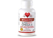 Nutripur Super Omega 3 X Strength 120 Softgels