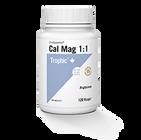 Trophic Cal-Mag Chelazome 1:1 - 120 Veg Capsules