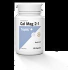 Trophic Cal-Mag Chelazome 2:1 - 240 Capsules
