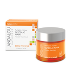 Andalou Naturals Pumpkin Honey Glycolic Brightening Mask 50 ml