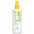 Andalou Naturals Sunflower & Citrus Brilliant Shine Hair Spray 242 ml