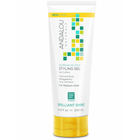 Andalou Naturals Sunflower & Citrus Brilliant Shine Styling Gel 200 ml