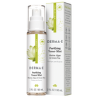 Derma e Purifying Toner Mist 60 ml