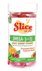 Hero Nutritionals Slice of Life Adult Gummy Omega 3 With Chia Seed - 60 Gummies