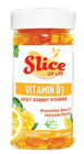 Hero Nutritionals Slice of Life Vitamin D 60 Gummies