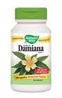 Nature's Way Damiana Leaves 100 Veg Capsules