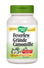 Nature's Way Feverfew Leaves 100 Veg Capsules