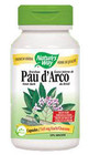 Nature's Way Pau d'Arco Inner Bark 180 Veg Capsules