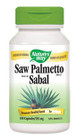 Nature's Way Saw Palmetto Berries 100 Veg Capsules