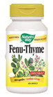 Nature's Way Fenu Thyme 100 Veg Capsules