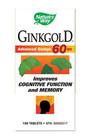 Nature's Way Ginkgold 60 mg 100 Tablets