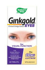 Nature's Way Ginkgold Eyes 60 Tablets