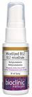 Bioclinic Naturals Micellized B12 Methylcobalamin 30 Ml Spray