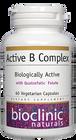 Bioclinic Naturals Active B Complex 60 Veg Capsules