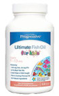 Progressive Ultimate Fish Oil For Kids 60 Chewable Softgels