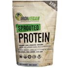 Iron Vegan Sprouted Protein Unflavoured 1Kg