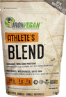 Iron Vegan Athletes Blend Vanilla 1 Kg