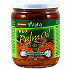 Alpha Health Red Palm Oil 475 ml Glass Jar