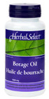 Herbal Select Borage Oil 1000 mg 90 Softgels