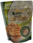 Gold Top Organics Whole Golden Flax Seed 454 Grams