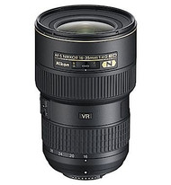 Nikon AF-S 16-35mm F4G ED VR Lens (New) -  $150 Cash Back